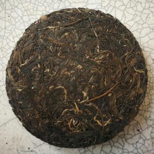 chiang rai puerh tea cake
